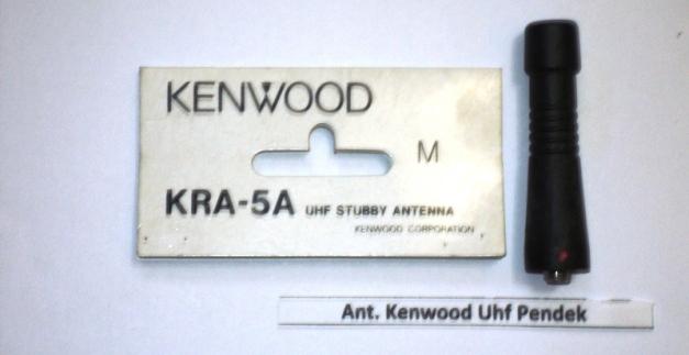 ant kenwood UHV pendek