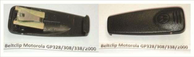 Beltclip Mot GP328-308-338-2000