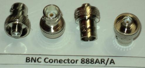 BNC Connector 888ARA