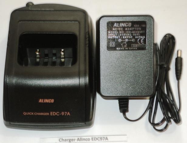 Charger Alinco EDC97A