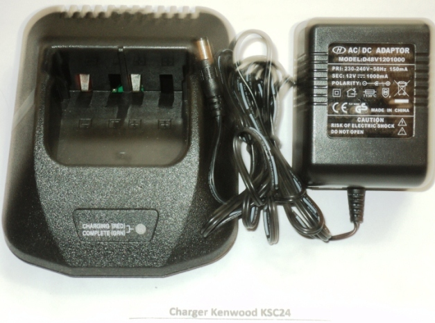 Charger Kenwood KSC24