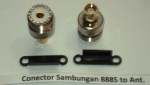 Connector Samb 888S to Ant