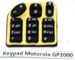 Keypad Mot GP2000
